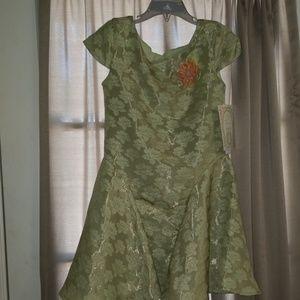 NWT Disney Princess Tiana Fancy Dress